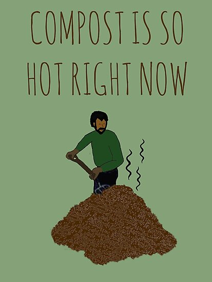 Compost Is So Hot Right Now by Rob Price