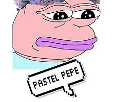 Pastel Pepe by Stardustnymph
