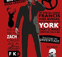 Deadly Premonition by red-leaf