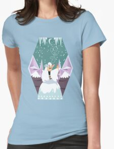 Polar Womens Fitted T-Shirt