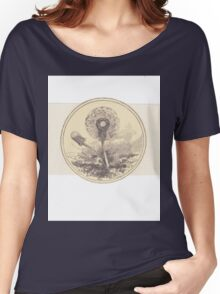 Dandelion Botanical Women's Relaxed Fit T-Shirt