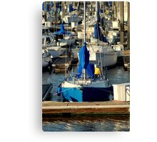 Dockener Up! Canvas Print