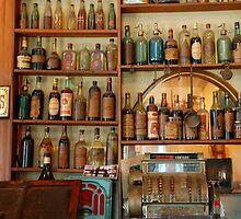 Drinking in San Telmo by Greg Nairn