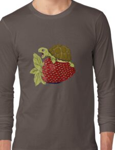 Turtle berry Long Sleeve T-Shirt