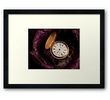 Uncle's Watch Framed Print