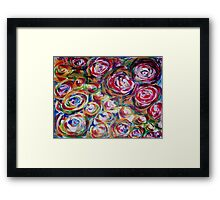 Cycles of  Life Framed Print