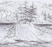 SALT SPRING ISLAND(CJULY 19 2007) by Paul Romanowski