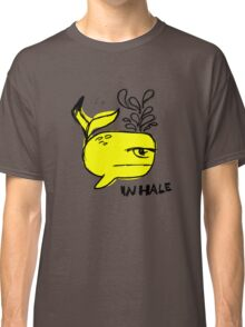Whale and Sabet collaboration t-shirt Classic T-Shirt