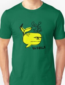 Whale and Sabet collaboration t-shirt T-Shirt