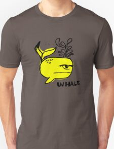 Whale and Sabet collaboration t-shirt Unisex T-Shirt