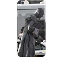Grey Busker, Market Street, Sydney, Australia 2013 iPhone Case/Skin