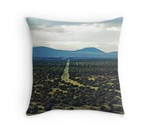 Highway to...... Throw Pillow