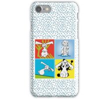 Funny Bunny iPhone Case/Skin