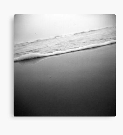 waves through a holga Canvas Print