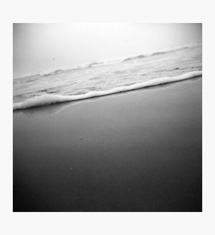 waves through a holga Photographic Print