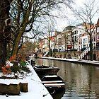 Going on a winter walk at Utrecht by jchanders