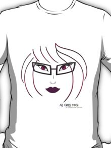 All Girls Rock! T-Shirt