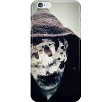 Death Stare  iPhone Case/Skin