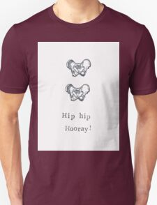 Hip Hip Hooray! Unisex T-Shirt