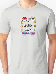 Train Hard Unisex T-Shirt
