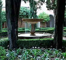 fountain by Kent Tisher