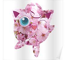 Sakura Jigglypuff Poster