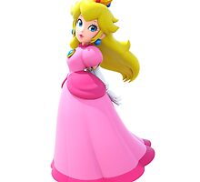 Princess Peach by furandesu