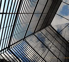 Reflections & Lines London by DonDavisUK
