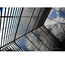 Reflections & Lines London Photographic Print