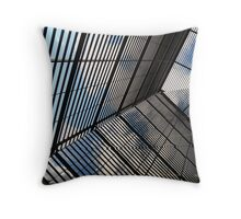 Reflections & Lines London Throw Pillow