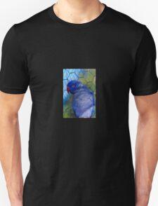 Ringneck blue Unisex T-Shirt