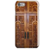 FIRST STREET BAPTIST CHURCH WELCOMES YOU! ^ iPhone Case/Skin