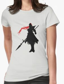 Dragonslayer Womens Fitted T-Shirt