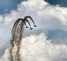 red bull air race 2 by Barry W  King