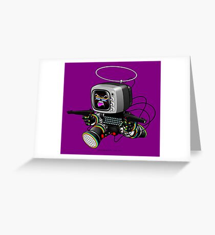 ZED HEX v1.4 Greeting Card