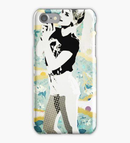A U D R E Y iPhone Case/Skin