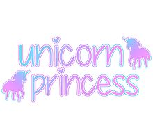 Unicorn Princess Ver. 1 by furandesu