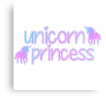 Unicorn Princess Ver. 1 Canvas Print