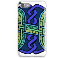 Knotwork Ogopogo iPhone Case/Skin