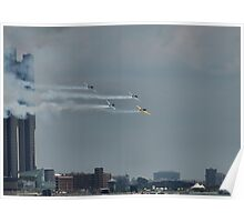 red bull air race 4 Poster