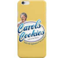 Famous Carol's Cookies Logo iPhone Case/Skin