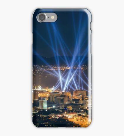 Articulated Intersect Over Hobart iPhone Case/Skin