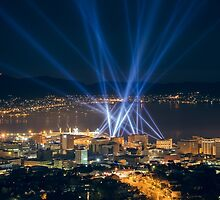 Articulated Intersect Over Hobart by Phil K