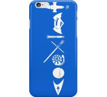 COEXIST SCI FI VERSION 2015 (revised) iPhone Case/Skin