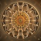 Helios' Dial by amandamakepeace