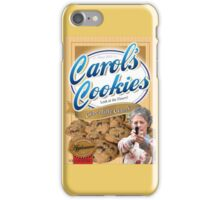 Famous Carol's Cookies iPhone Case/Skin
