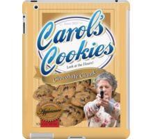 Famous Carol's Cookies iPad Case/Skin