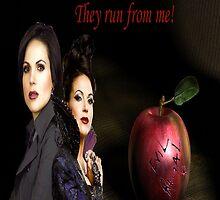 Regina Mills/Evil Queen by KatR17