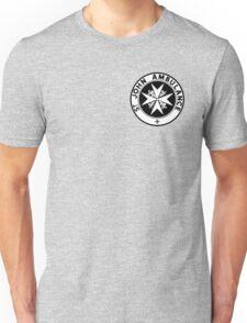 TARDIS St. John's Ambulance Logo (available as leggings!) Unisex T-Shirt