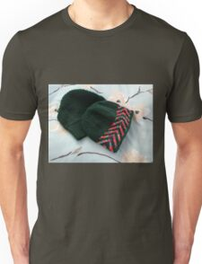 His and Hers - Woolly Hats Unisex T-Shirt